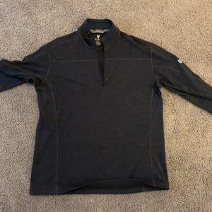 Kuhl Men's (fits like Large) XL 1/4 zip